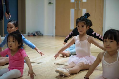 kids dance 少儿舞蹈培训