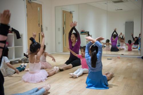 Children dance school 少儿中国舞培训