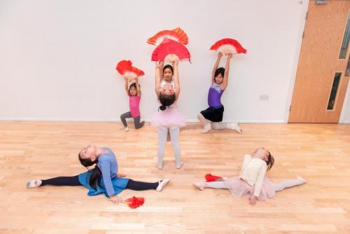 children dance school
