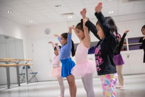 kids dance training