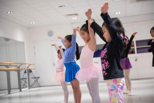 kids dance training