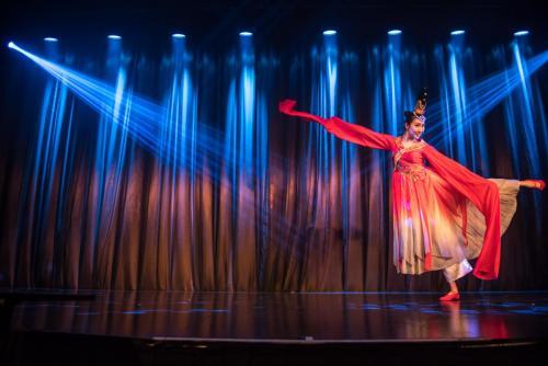 Chinese classical dance 中国古典舞