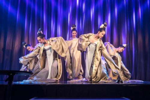 Chinese Tang Dynasty dance 中国汉唐代舞蹈