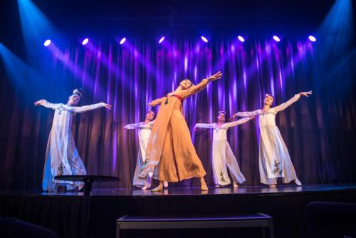 Chinese classical dance in London 伦敦中国舞学校