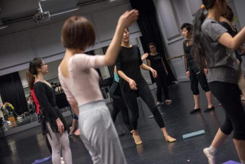 dance class相和歌