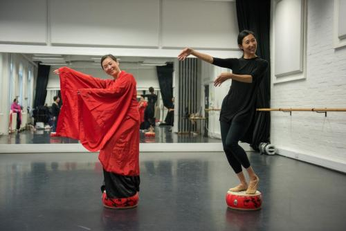 Chinese classical dance中国古典舞