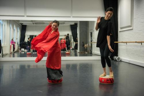 Chinese dance 中国古典舞