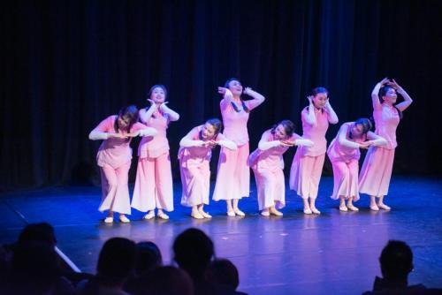 """2019 Silk Road Dance Festival Chinese contemporary """"Velvet flower"""""""