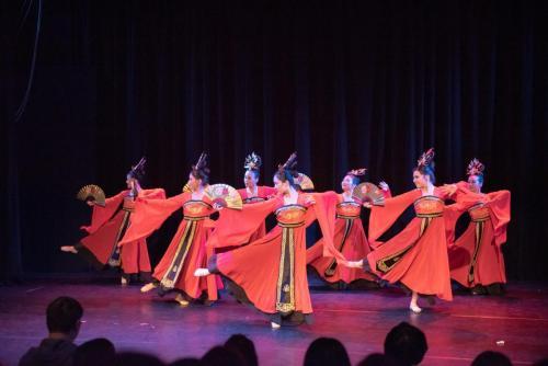 """2019 Silk Road Dance Festival Tang Dynasty dance """"Drunken Beauty"""""""