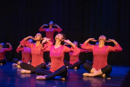 2019 Silk Road Dance Festival Chinese body rhythm and technique show