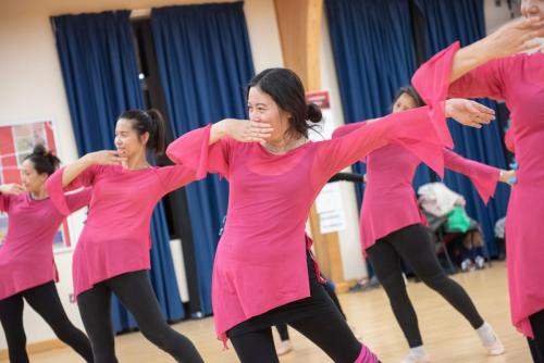 Chinese dance for Adult