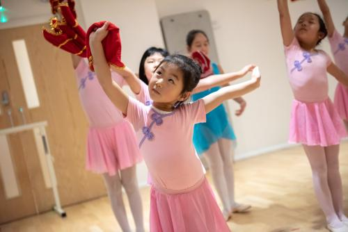 Chinese dance for Kids Level 1