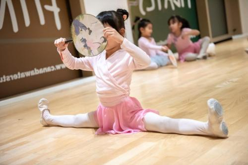 Chinese dance for Children