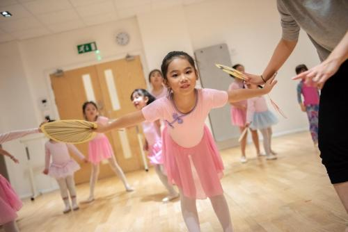 Chinese dance for Kids Level 2