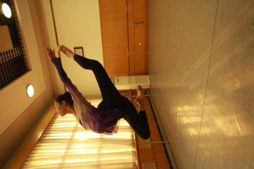 Chinese dance school