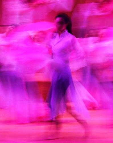 Chinese dancer